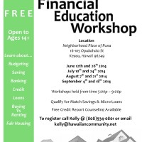 4 Hour FREE Financial Education Workshop - NPP-page0001