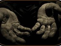 A workin mans hands